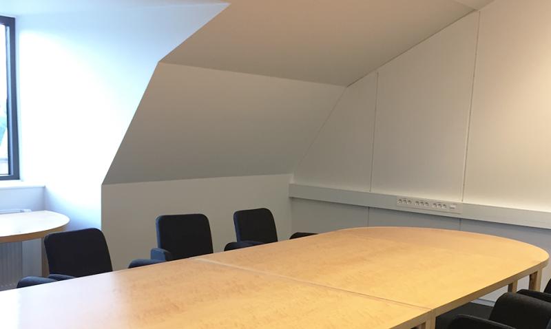 FirstOffice Tullhuset, kontorshotell i Halmstad.