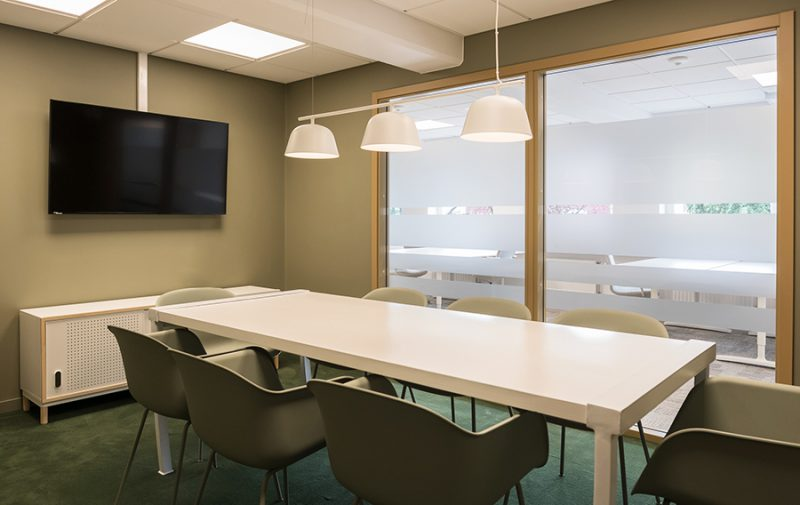 First Office Elverket