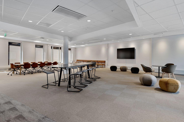 Hyr kontorshotell på FirstOffice Spinneriet