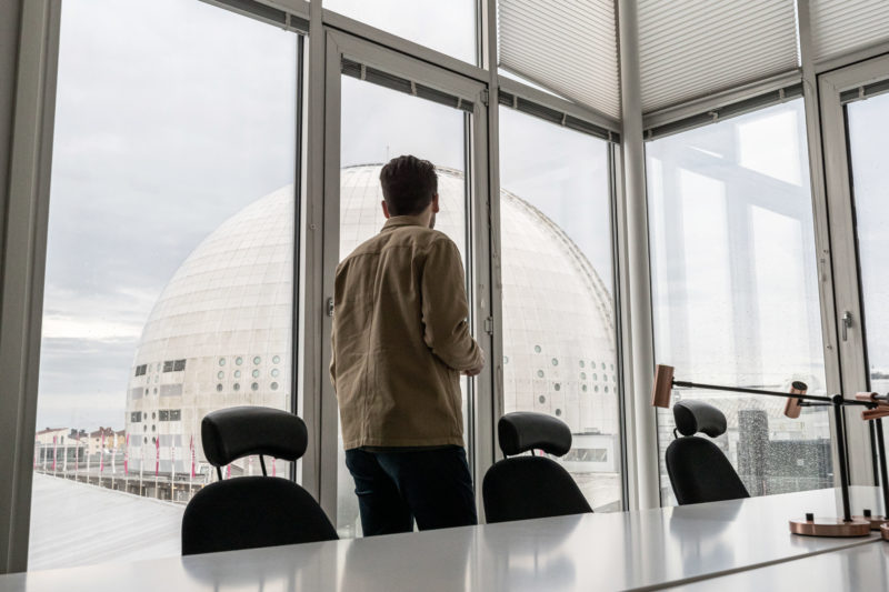 First Office Globen