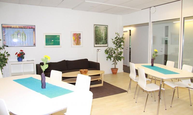 FirstOffice Täby, kontorshotell i Stockholm/Täby.