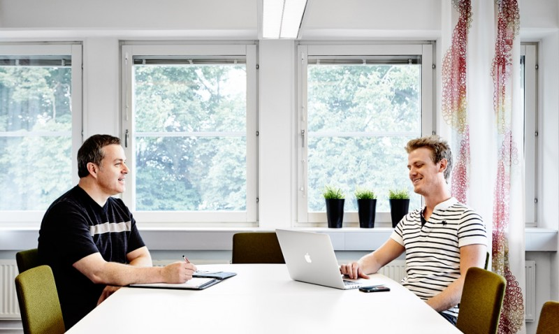 FirstOffice Kungsporten 31, kontorshotell i Uppsala.