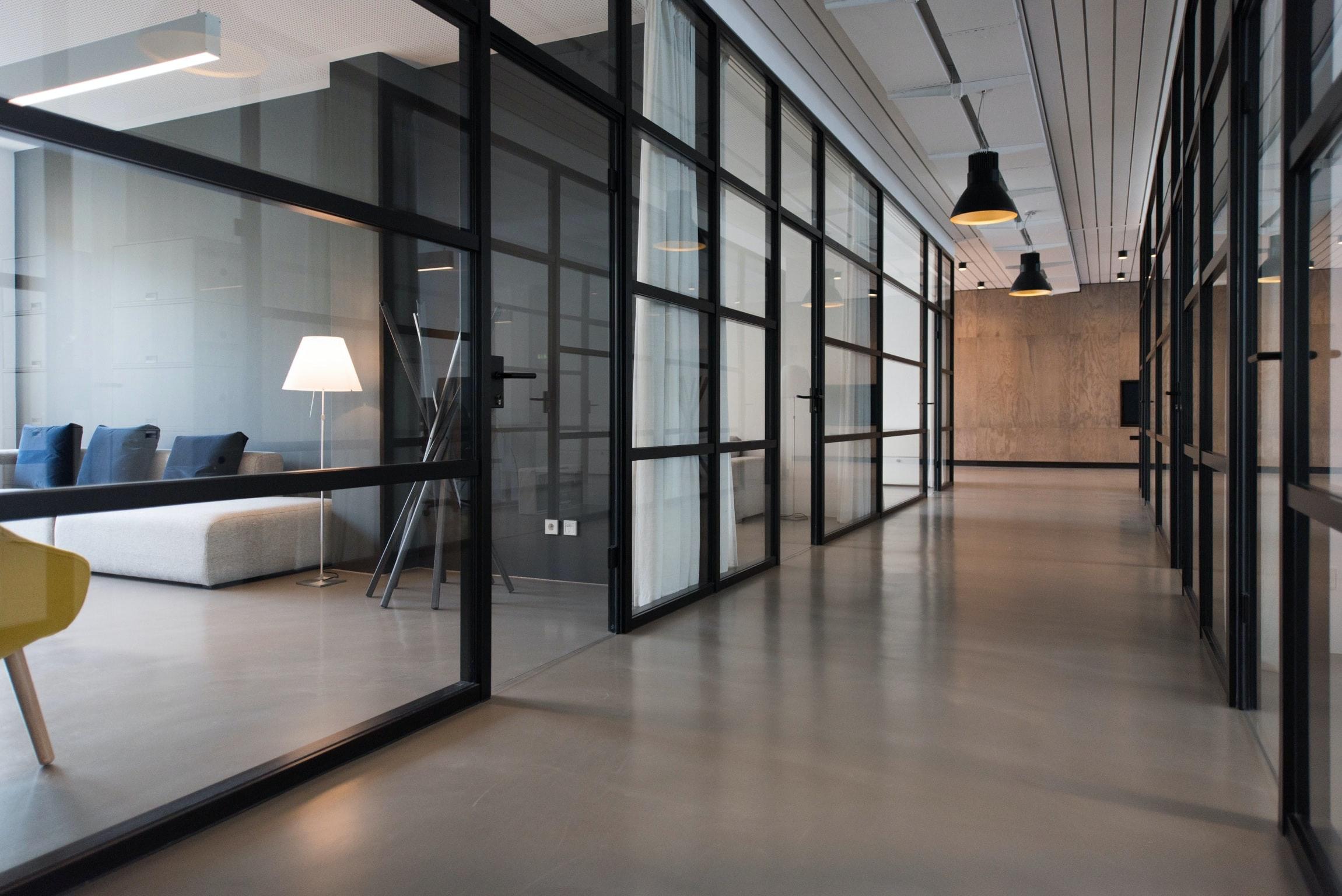Kontorsrum / Kontorsplats