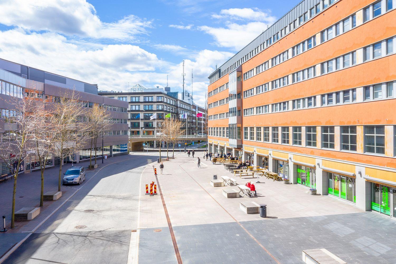 FirstOffice Kistagången området