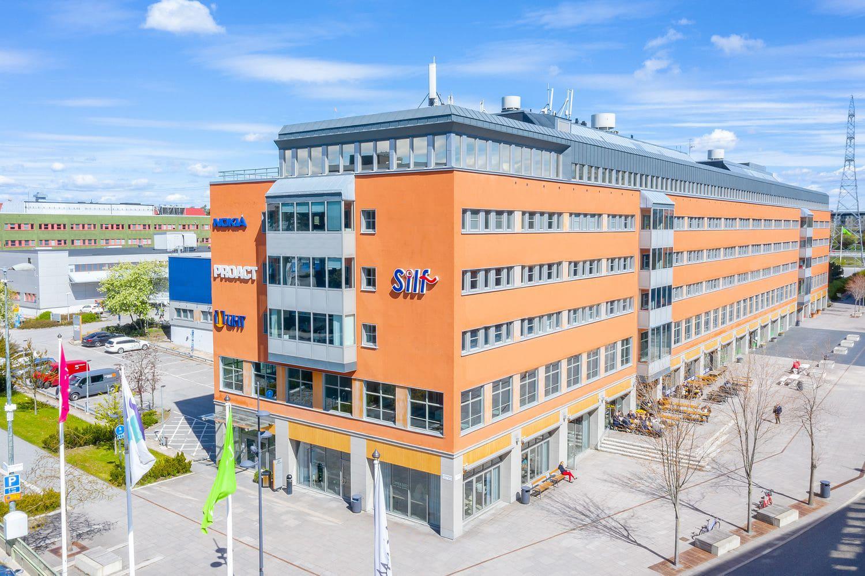 FirstOffice Kistagången område