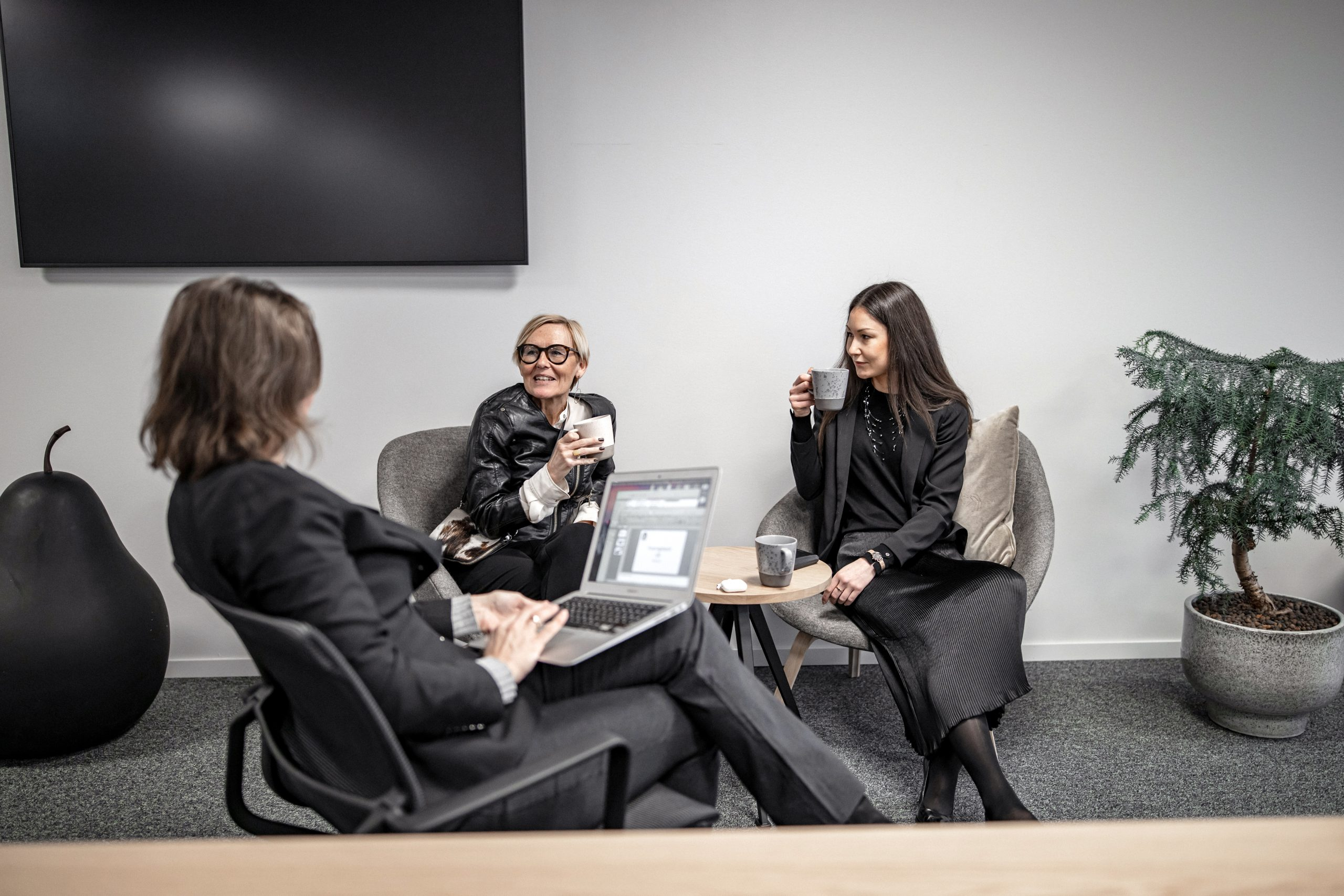 Fördelar och nackdelar med kontorslandskap